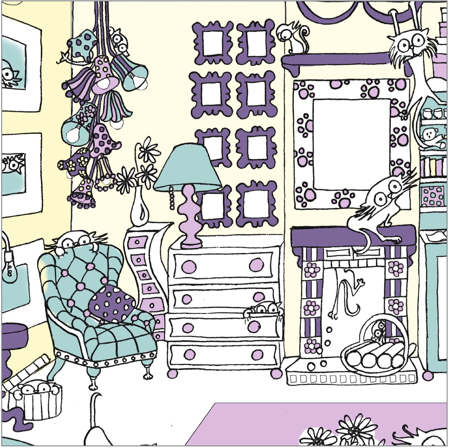 CAT DONT CARE | ADULT COLOURING BOOK BY NATALIE PALMER SUTTON 3.png