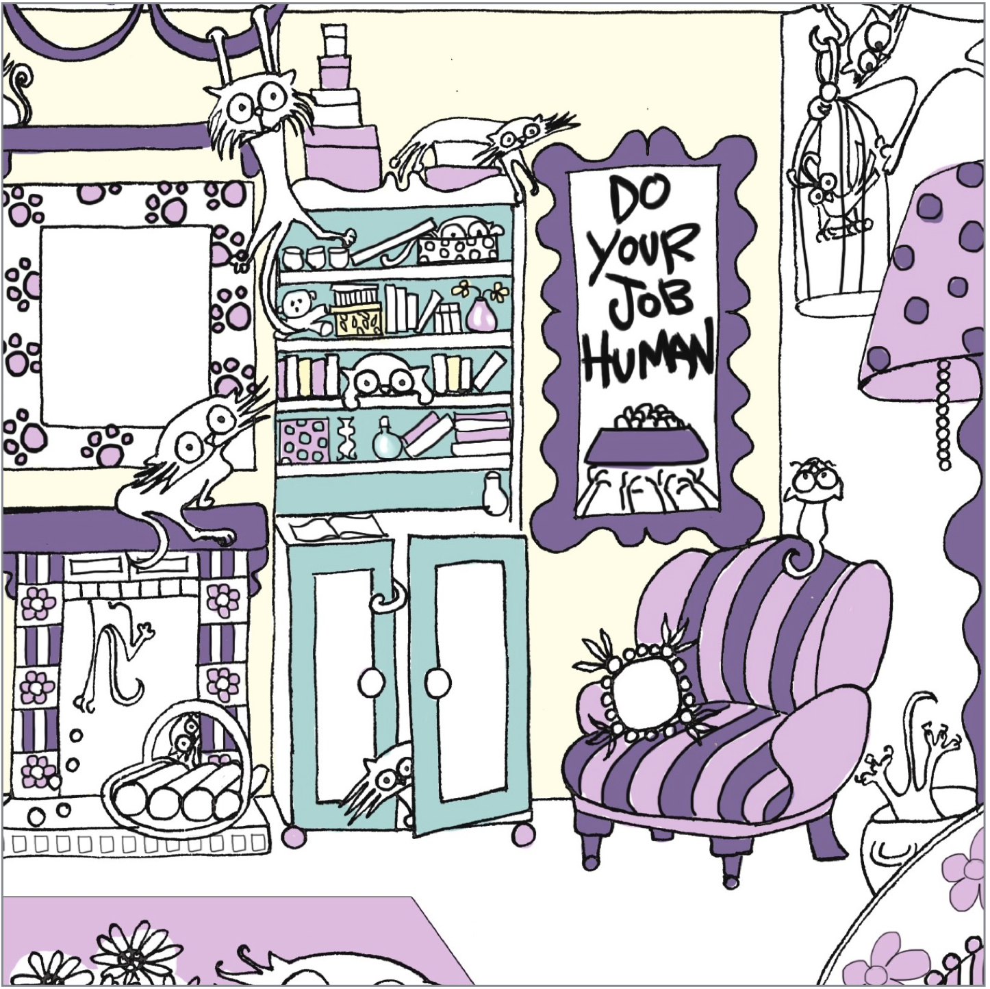CAT DONT CARE | ADULT COLOURING BOOK BY NATALIE PALMER SUTTON 5.png