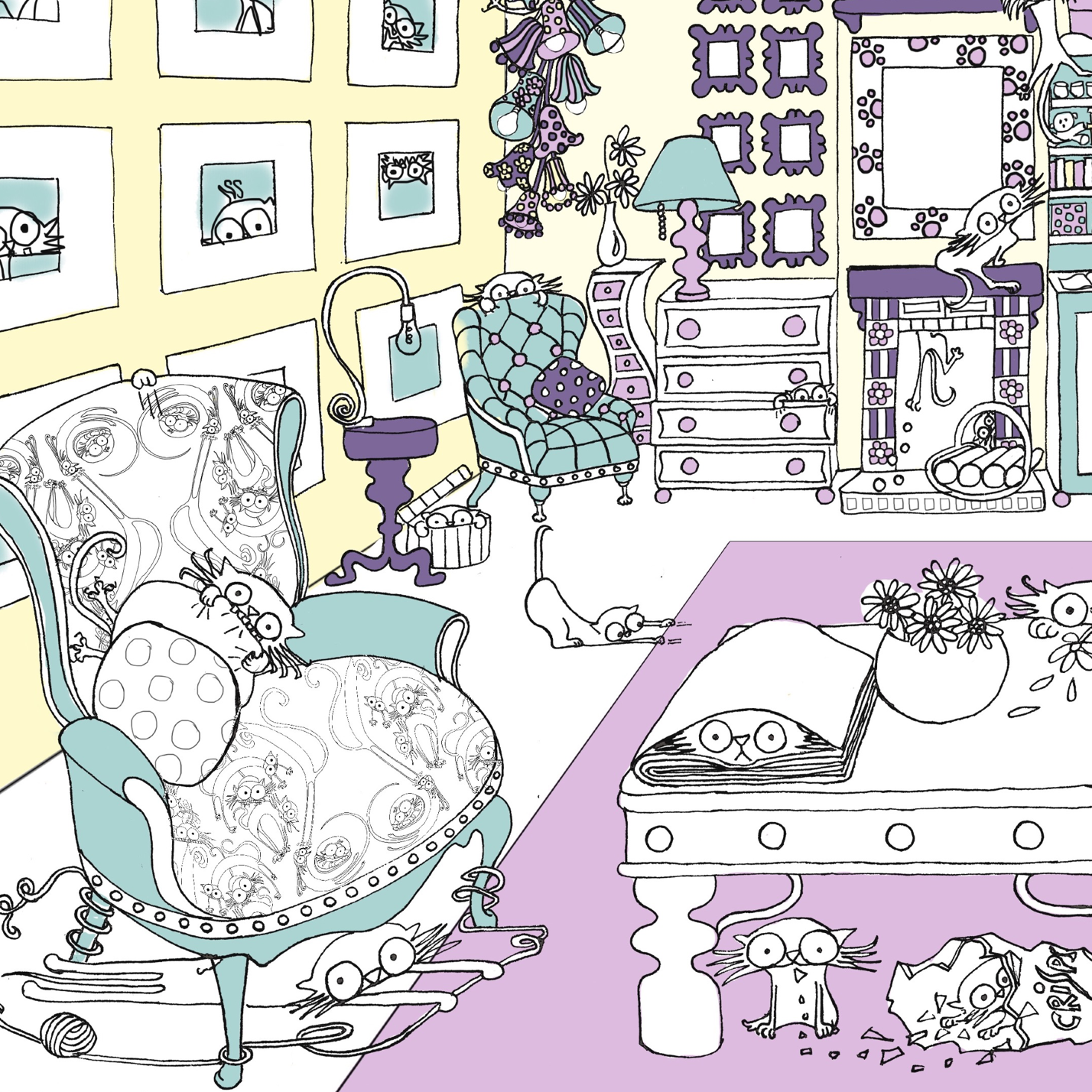 CAT DONT CARE | ADULT COLOURING BOOK BY NATALIE PALMER SUTTON 2.png