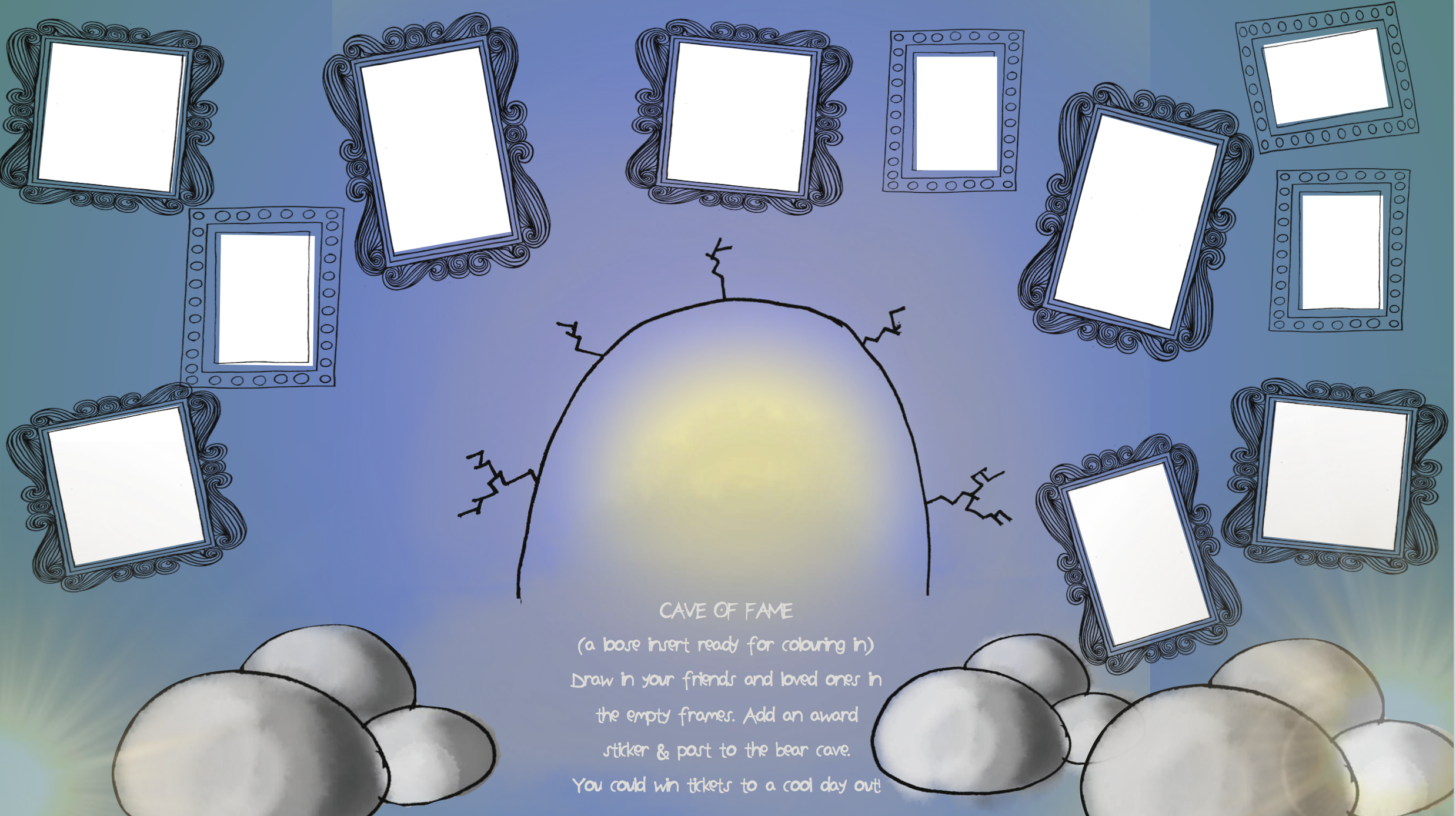 Natalie Palmer Sutton | hand illustrated ideas for Bear Nibbles 22.png