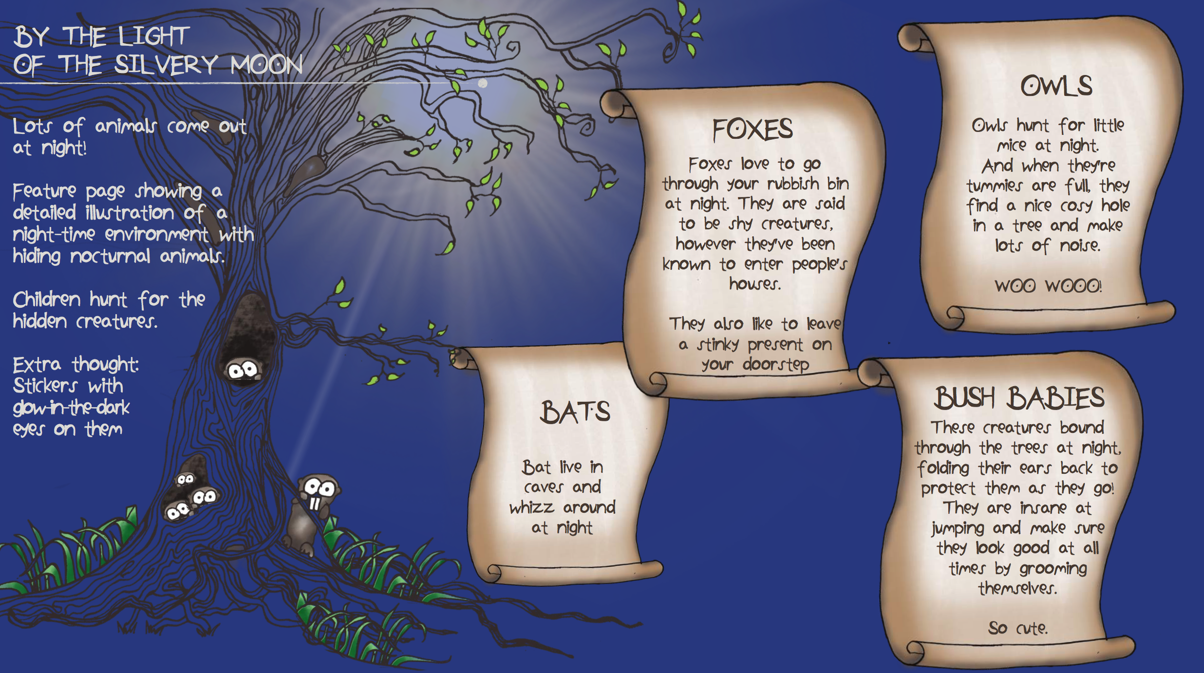Natalie Palmer Sutton | hand illustrated ideas for Bear Nibbles 18.png