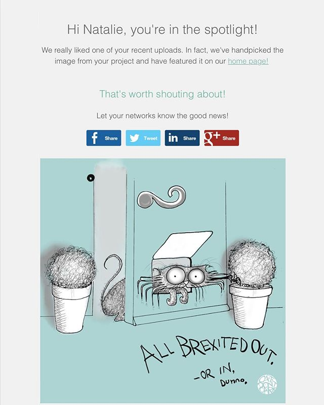 Yessss! @creativepool_  featured my work on their homepage! This illustration was from a time when the cat at number 10 Downing Street was left behind during the Prime Minister changeover after Brexit! 🐾🐾🐾🐾🐾🐾🐾🐾🐾🐾🐾🐾🐾 #cats #brexit #inorout #cat #downingstreet #creativepool #catlover #illustration #howtoarguewithacat #primeministerscat #catatno10 #catatnumber10
