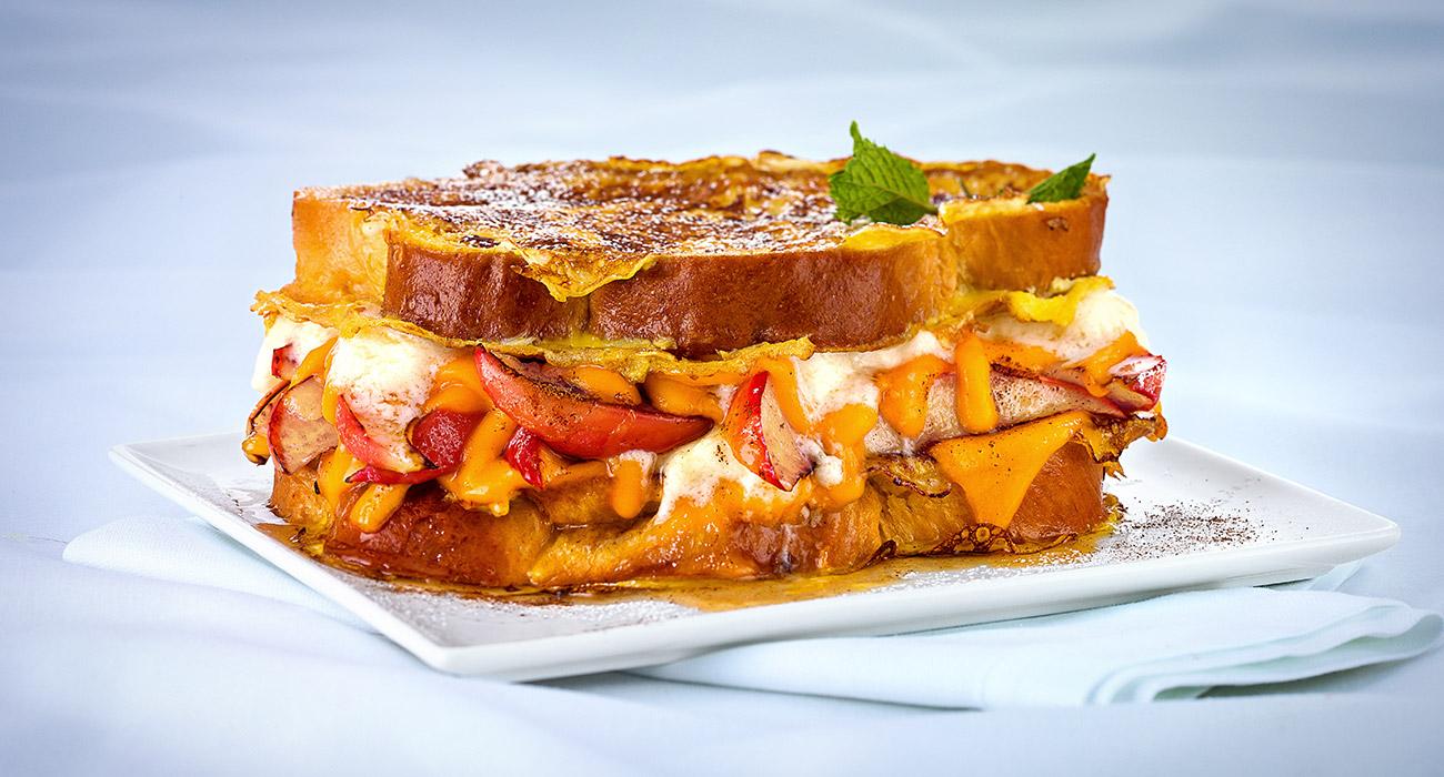 http://www.grilledcheeseacademy.com/recipe/all-american  - 2016 Winner
