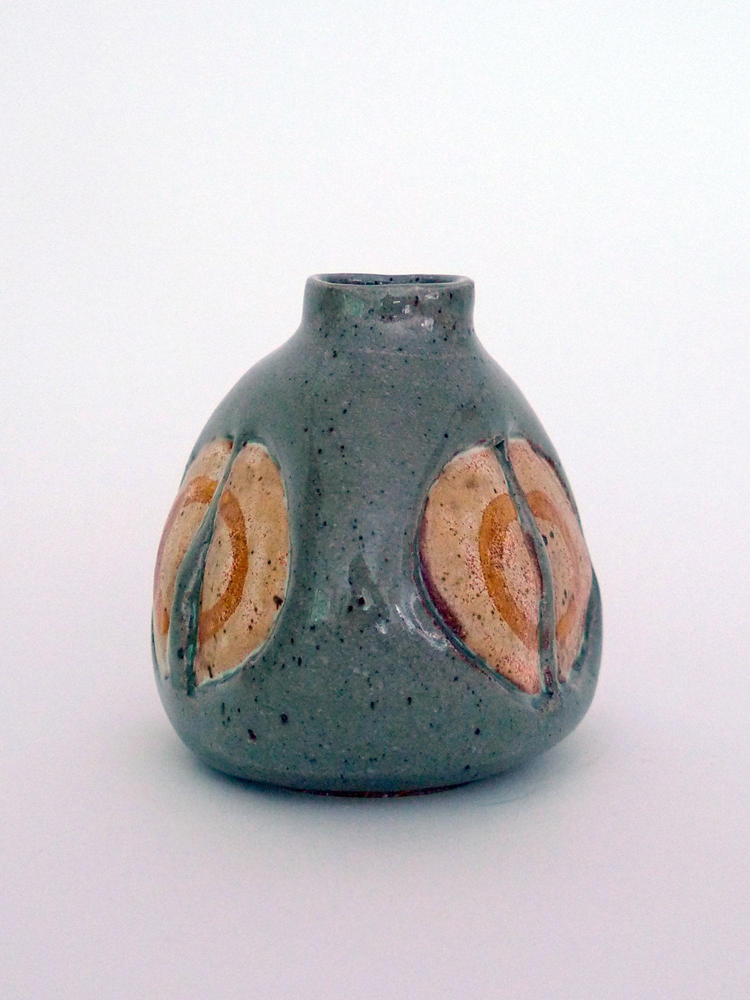 Candy Slice Vase