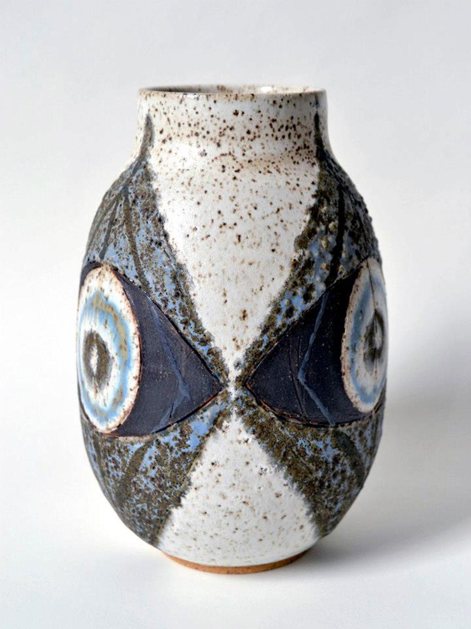 Mask Vase