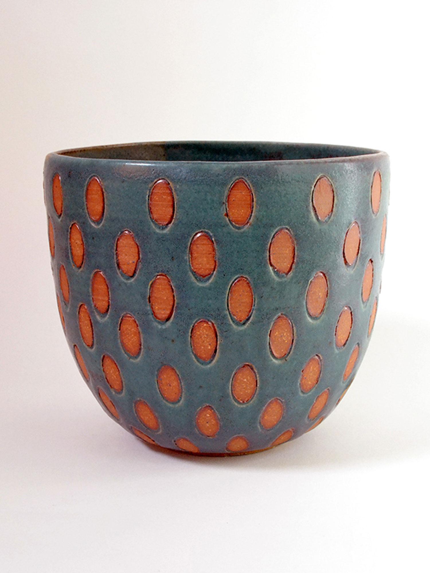 Blue Seed Bowl