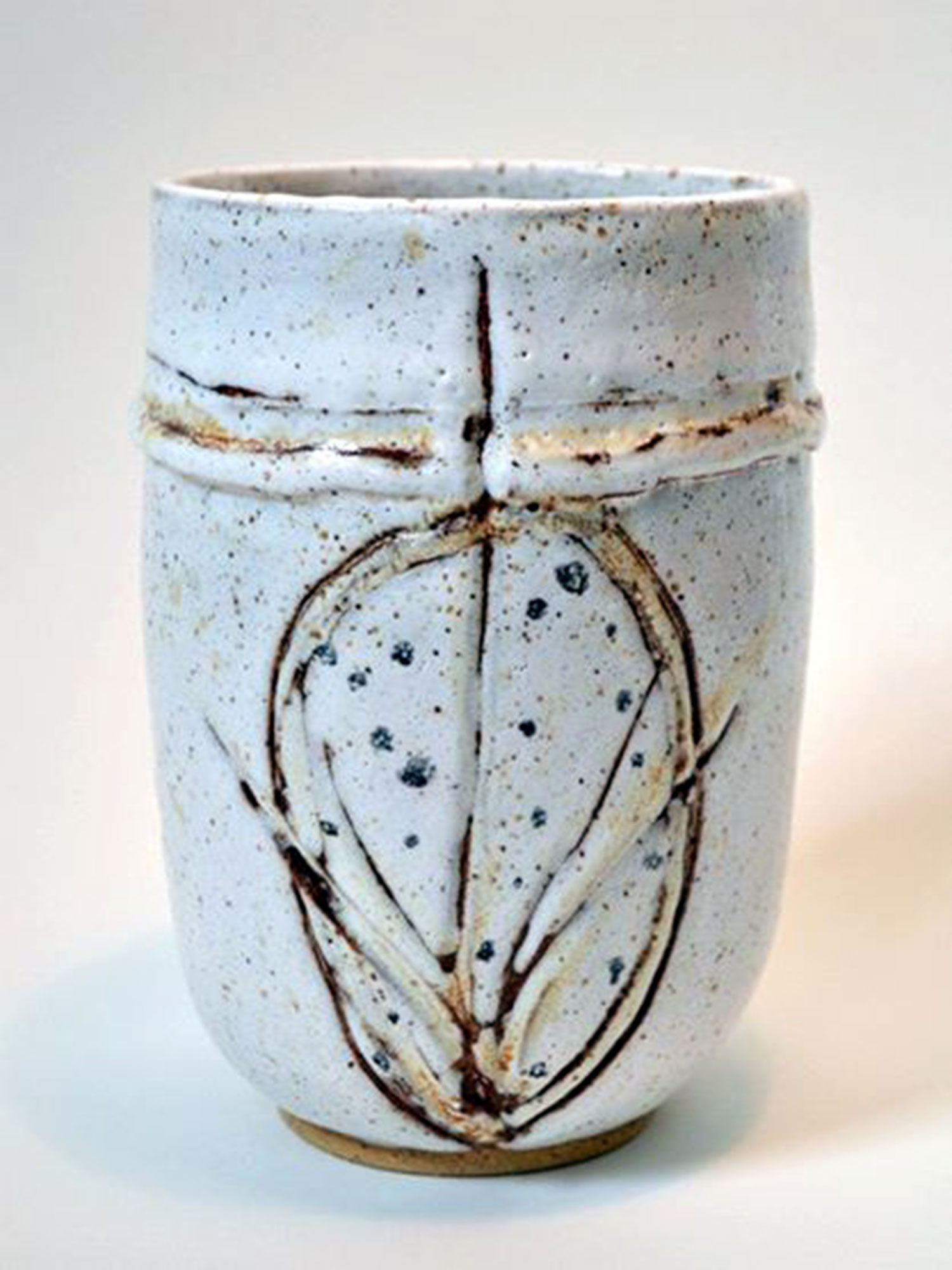 Cicada Vase