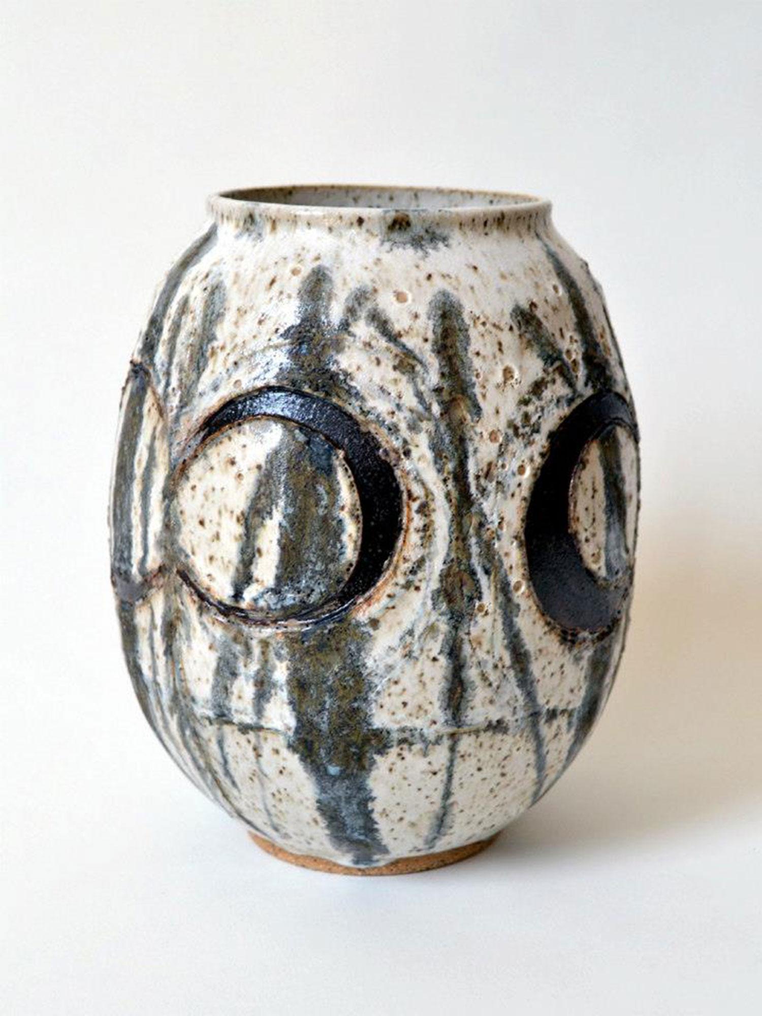 Lunar Eclipse Vase