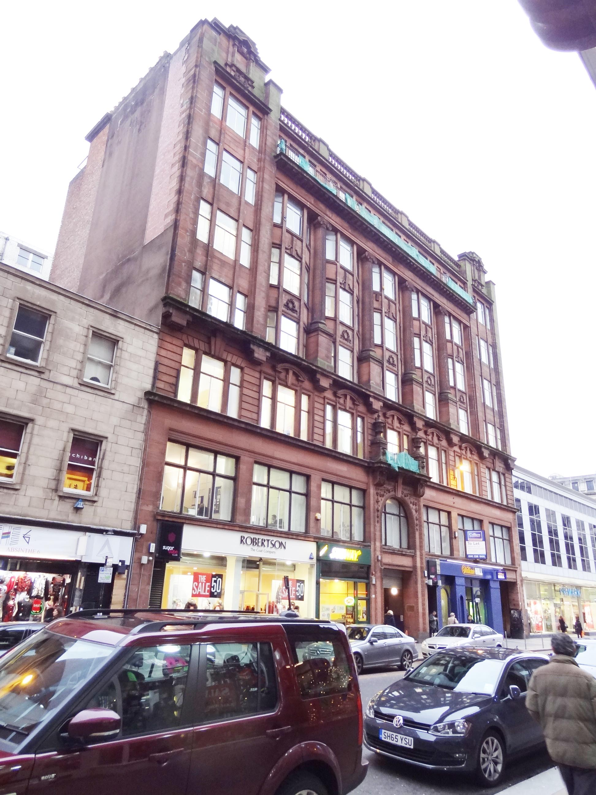 Centrum Offices Refurbishment, Glasgow