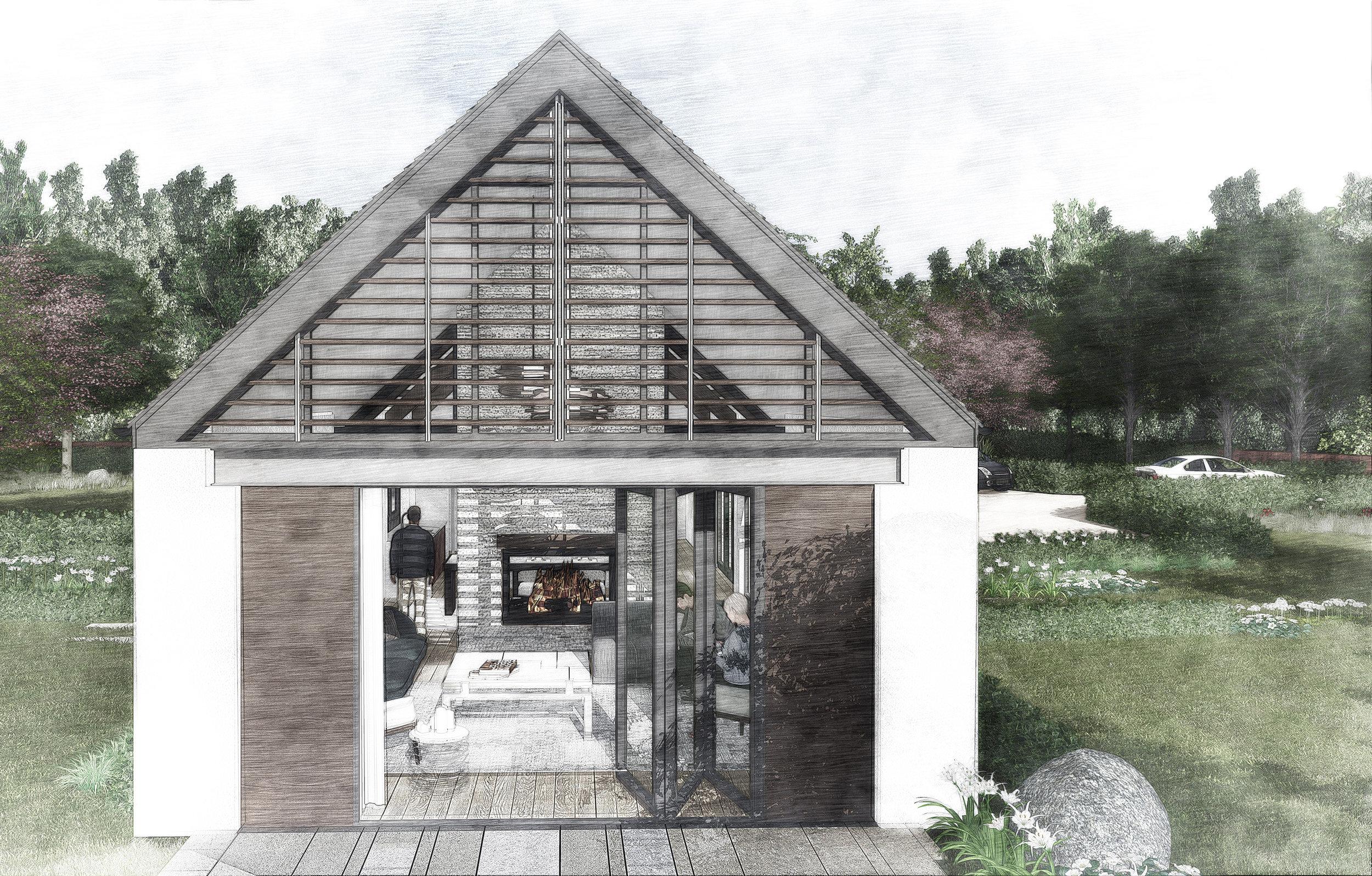 Barn Conversion, West Linton