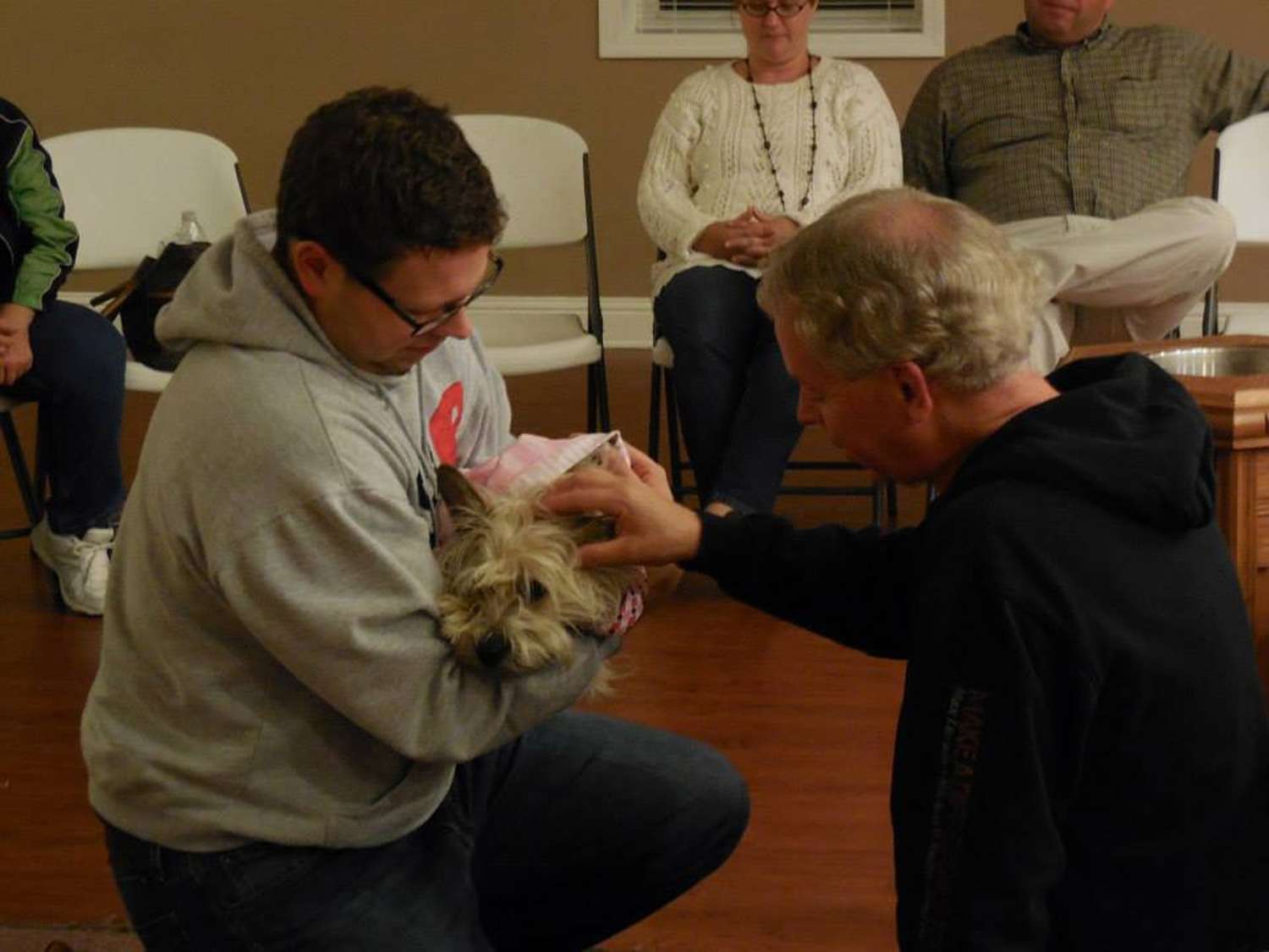 Blessing of the Animals - Oct 2014