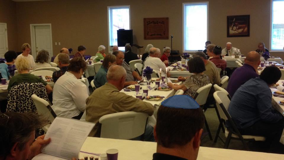 Passover Seder - Apr 2014