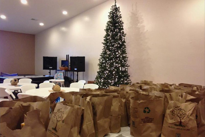 Thanksgiving Food Giveaway - Nov 2014