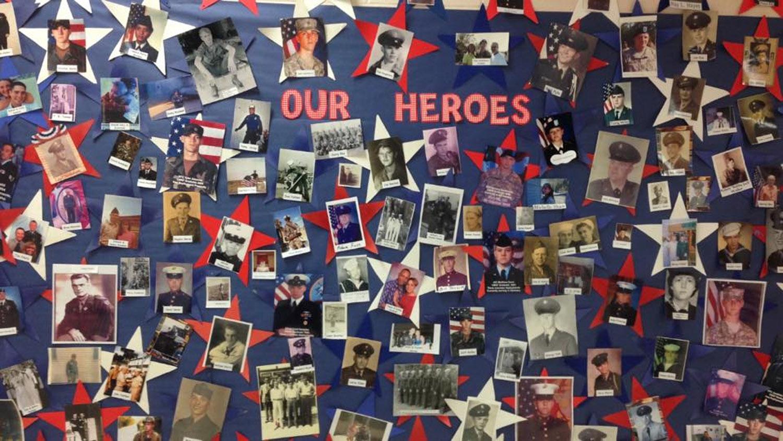 Community Veterans Day Luncheon & Recognition - Nov 2014