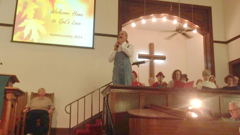 Homecoming Worship Service - Nov 2014