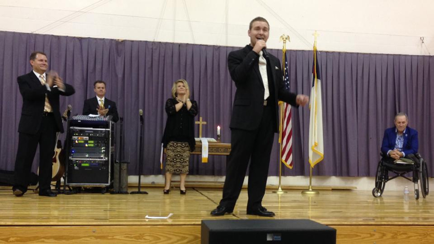 Community Gospel Outreach Event (One Night with Tim Lee & The Whisnants) - May 2014