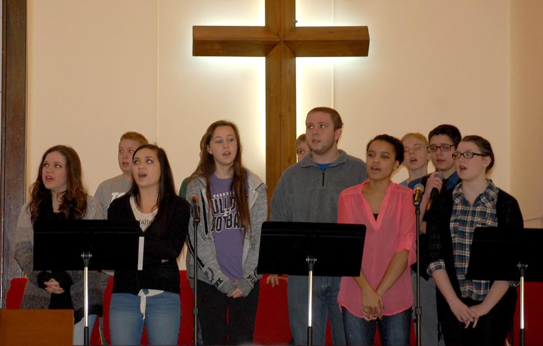 Youth Led Worship Service - Feb 2015