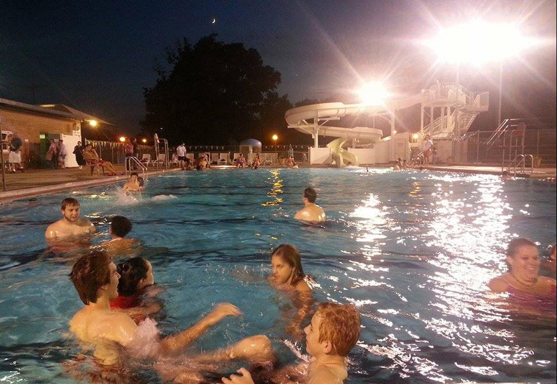Community Pool Party - Jul 2015