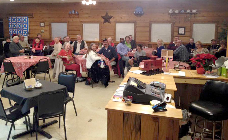 Spirit Class Christmas Gathering - Dec 2015