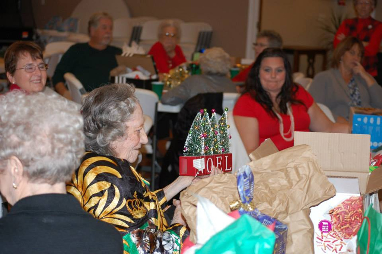 Spirit Class Christmas Party - Dec 2014