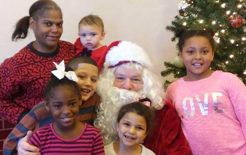 Community Christmas Breakfast - Dec 2015