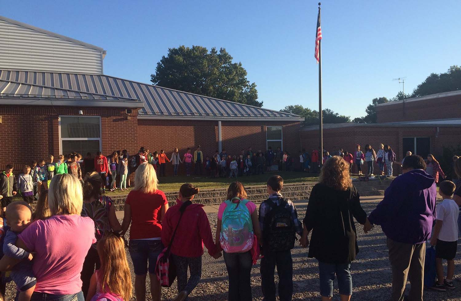 See You at the Pole - 23 Sep 2015