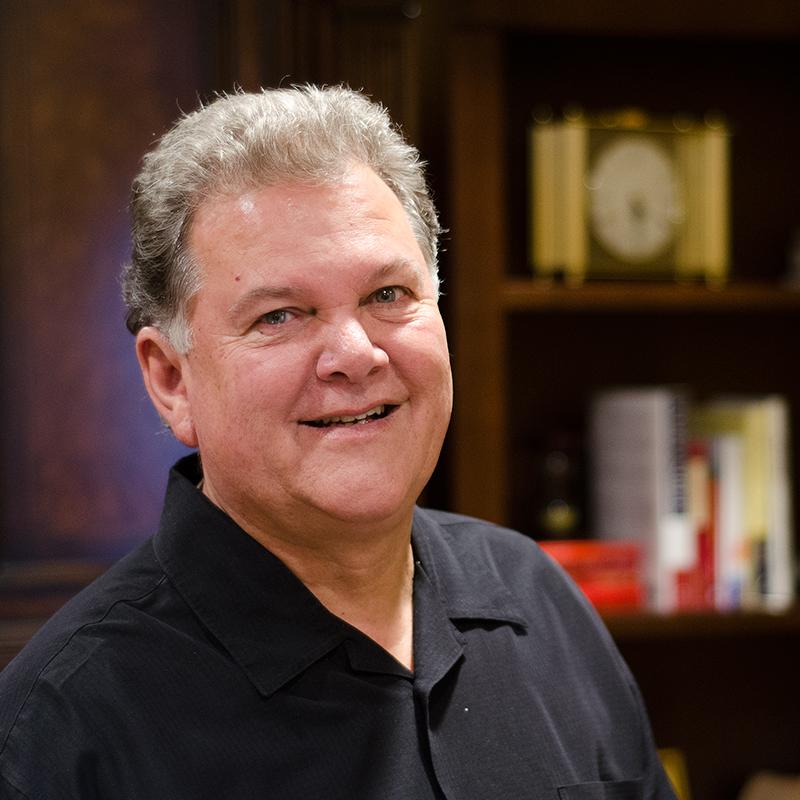 Byron Cutrer  Executive Pastor