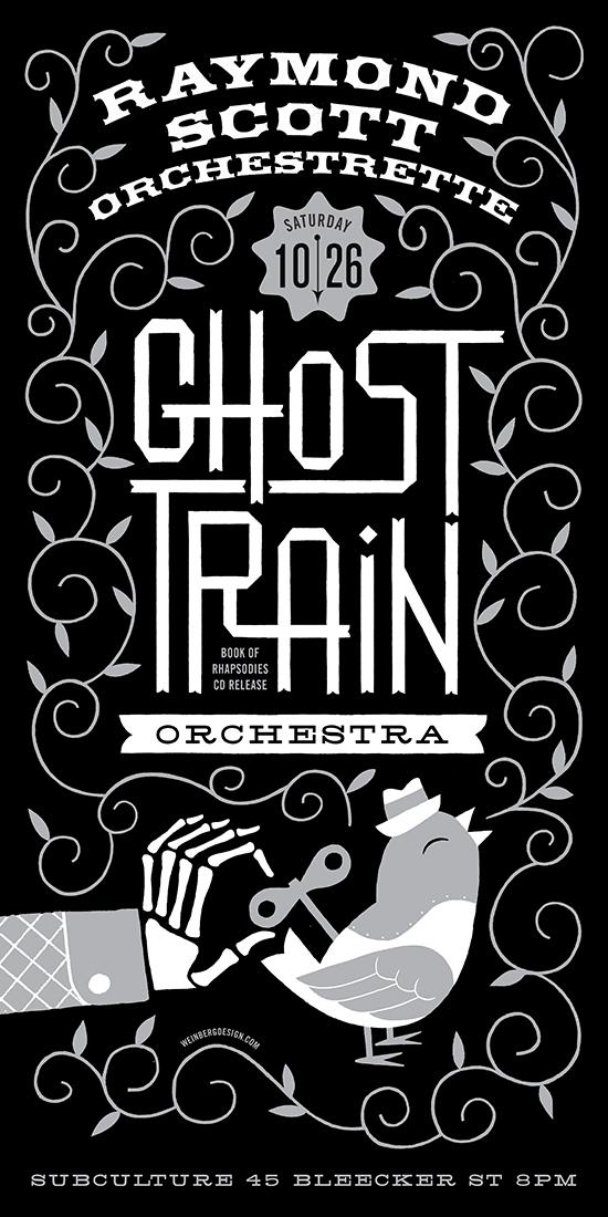GHOST TRAIN ORCHESTRA