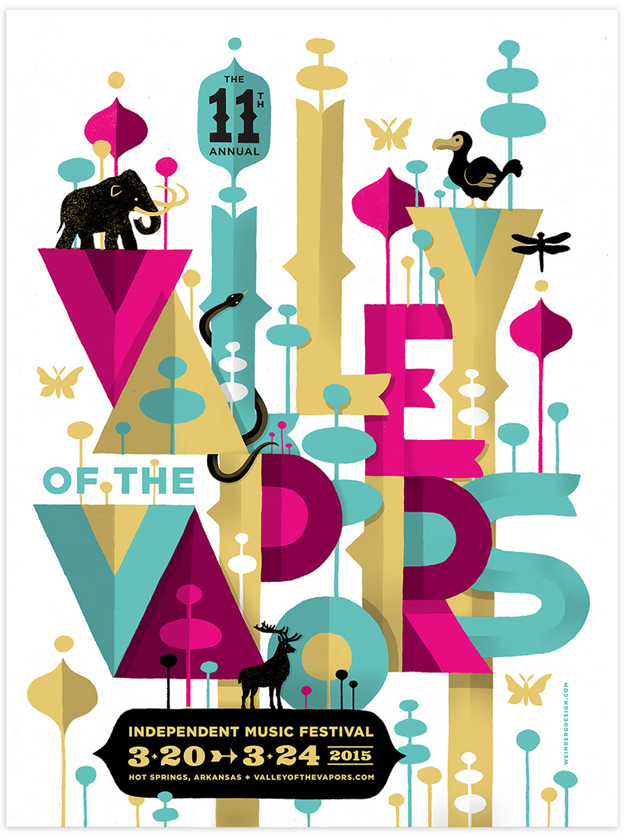 Valley of the Vapors
