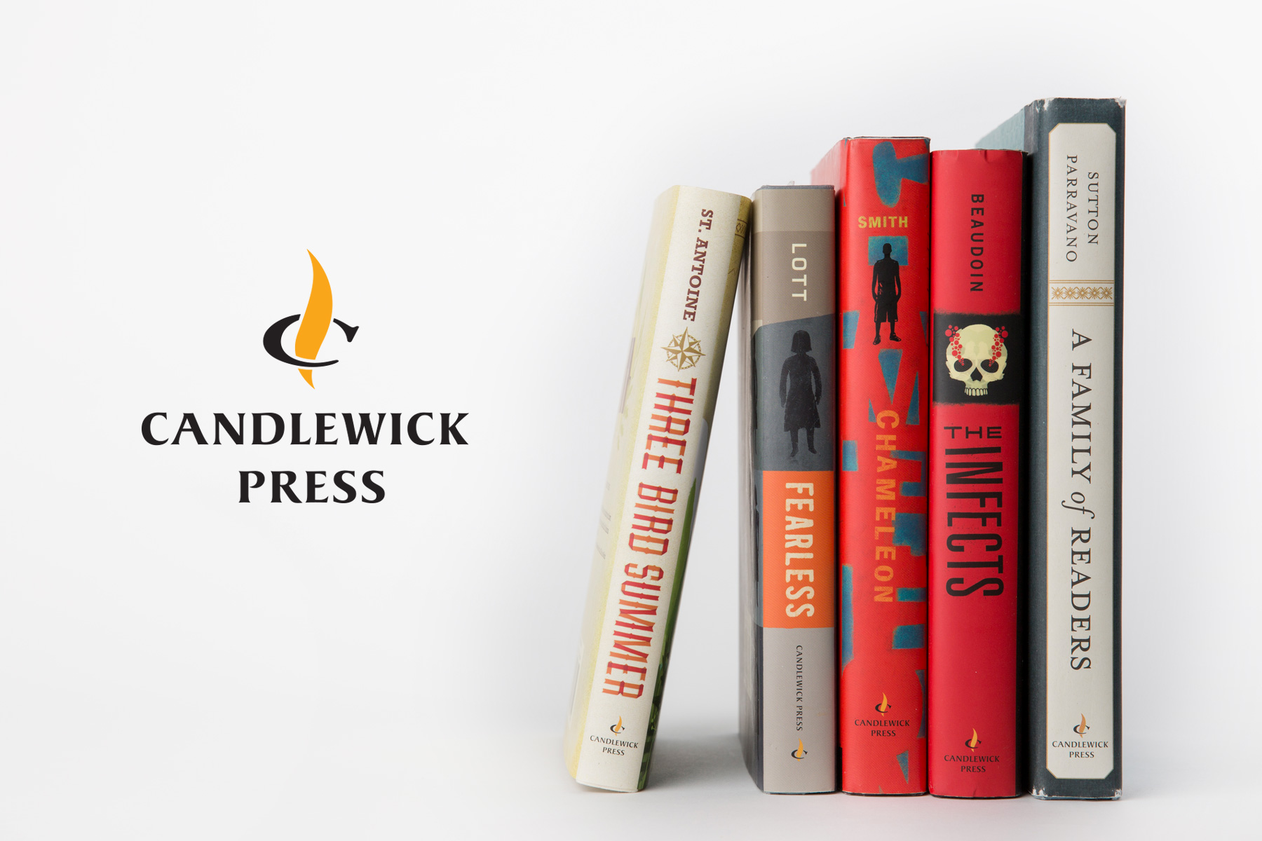 Candlewick Press YA Logo