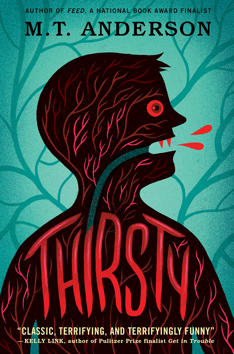 Thirsty Bookcover