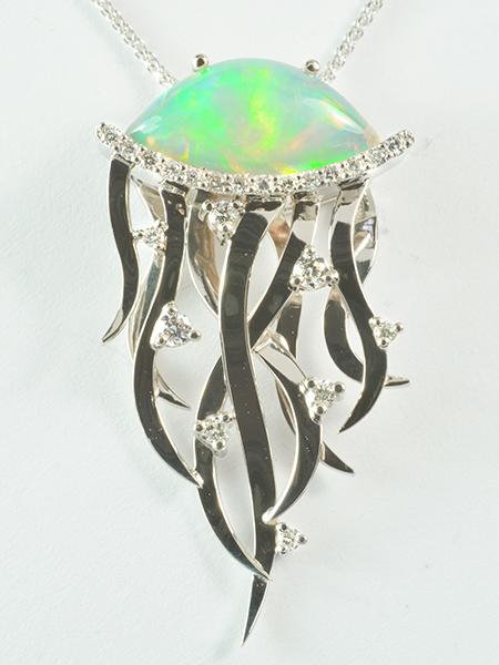 opal gem vault custom jewelry