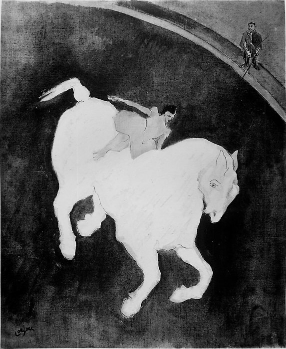 The horse woman (1940)