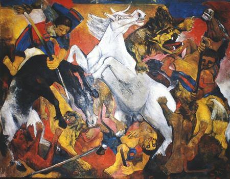 La Chasse aux Fauves (1948)