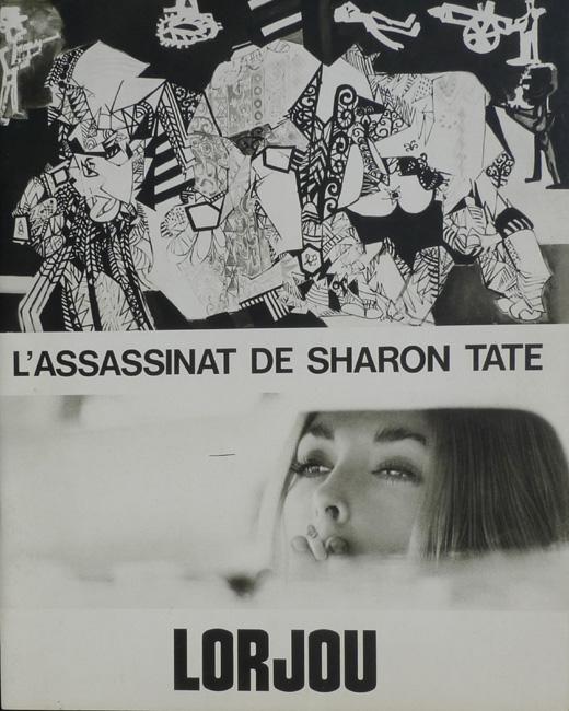 The Assassination of Sharon Tate (L'Assassinat de Sharon Tate)    Musee Galliera   Paris, France    October 14, 1970 - November 22, 1970