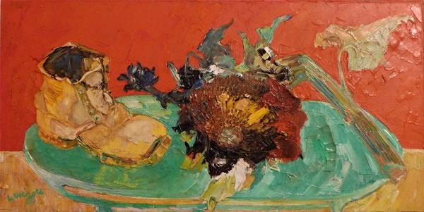 Wildenstein Gallery   New York, New York    March 24, 1954 - April 17, 1954