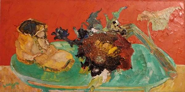 Paintings by Lorjou (Tableau de Lorjou)     Wildenstein Gallery   London, England    October 8, 1958 - November 8, 1958