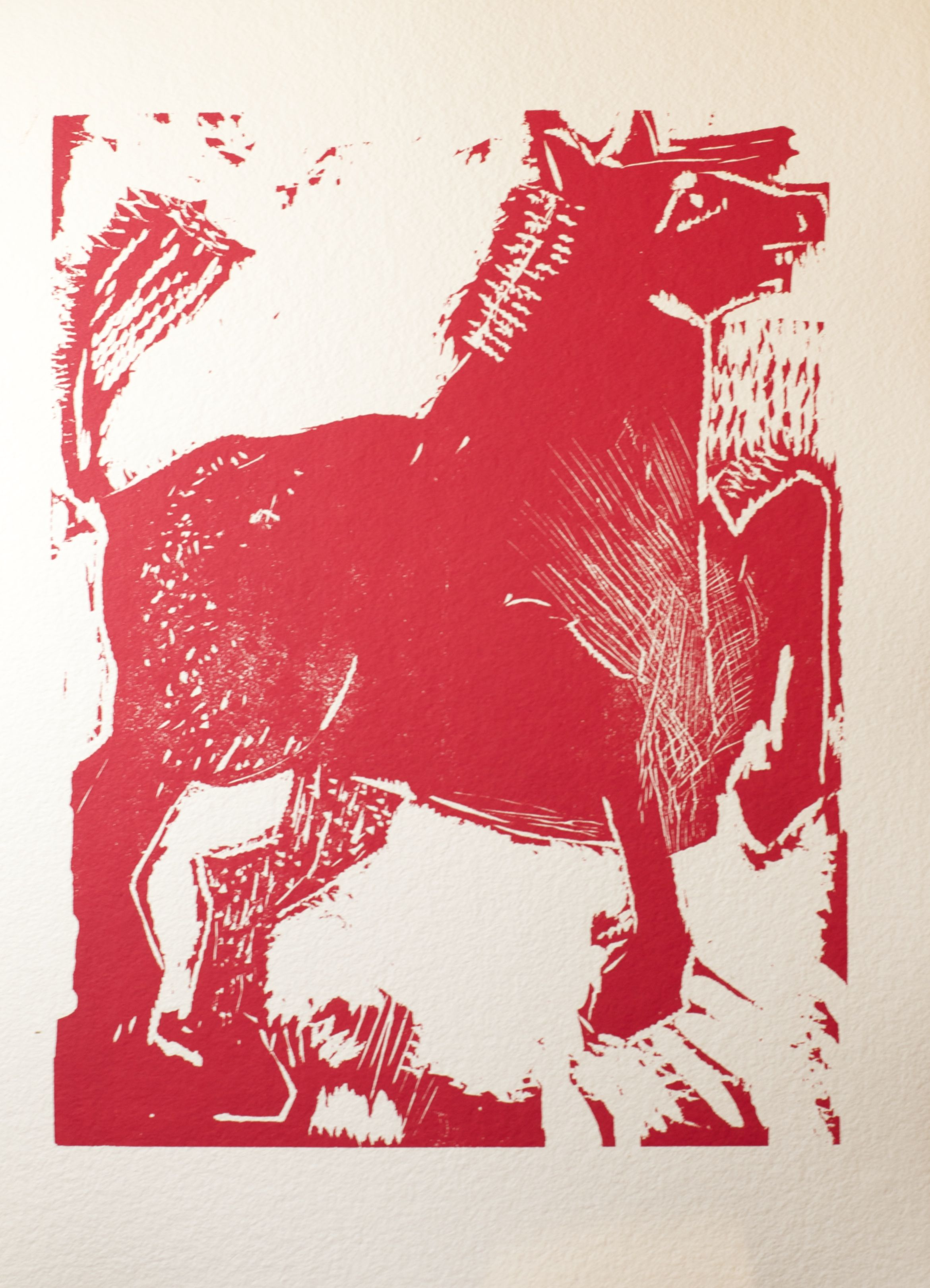 The Horse (Le Cheval)