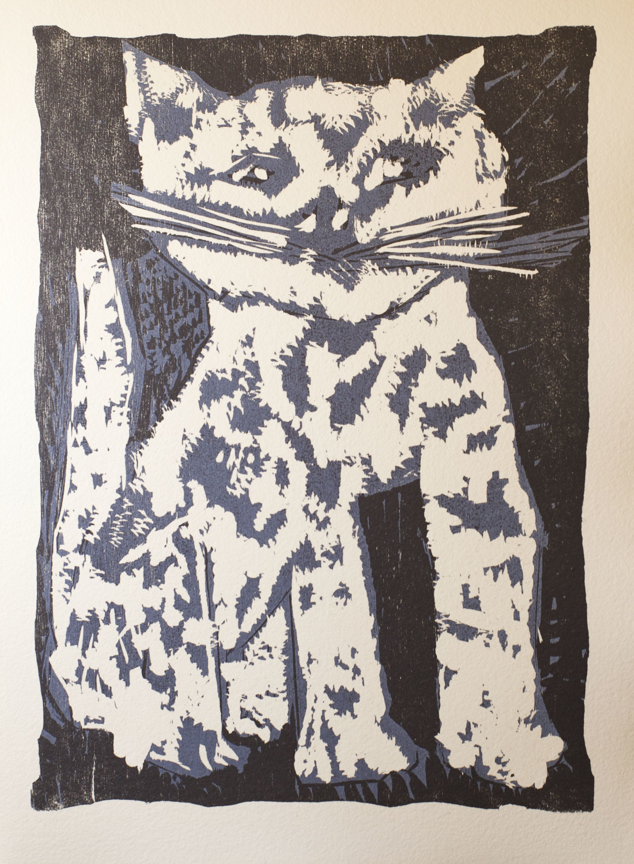 The Cat (Le Chat)