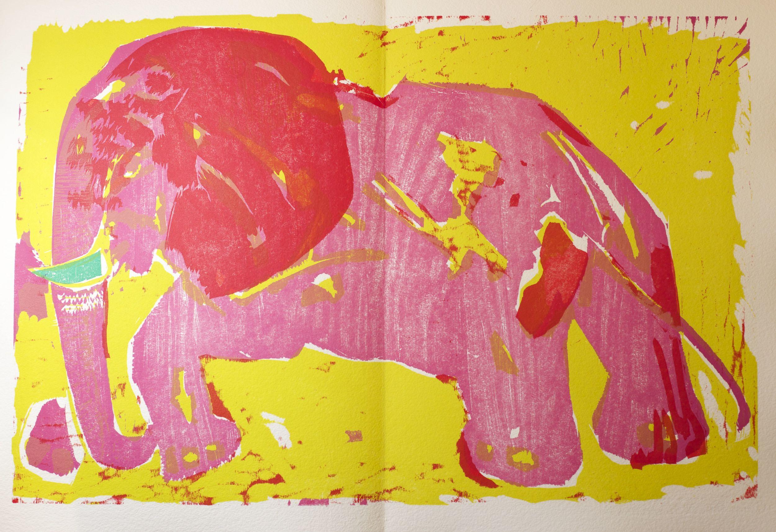 The Elephant (L'Éléphant)