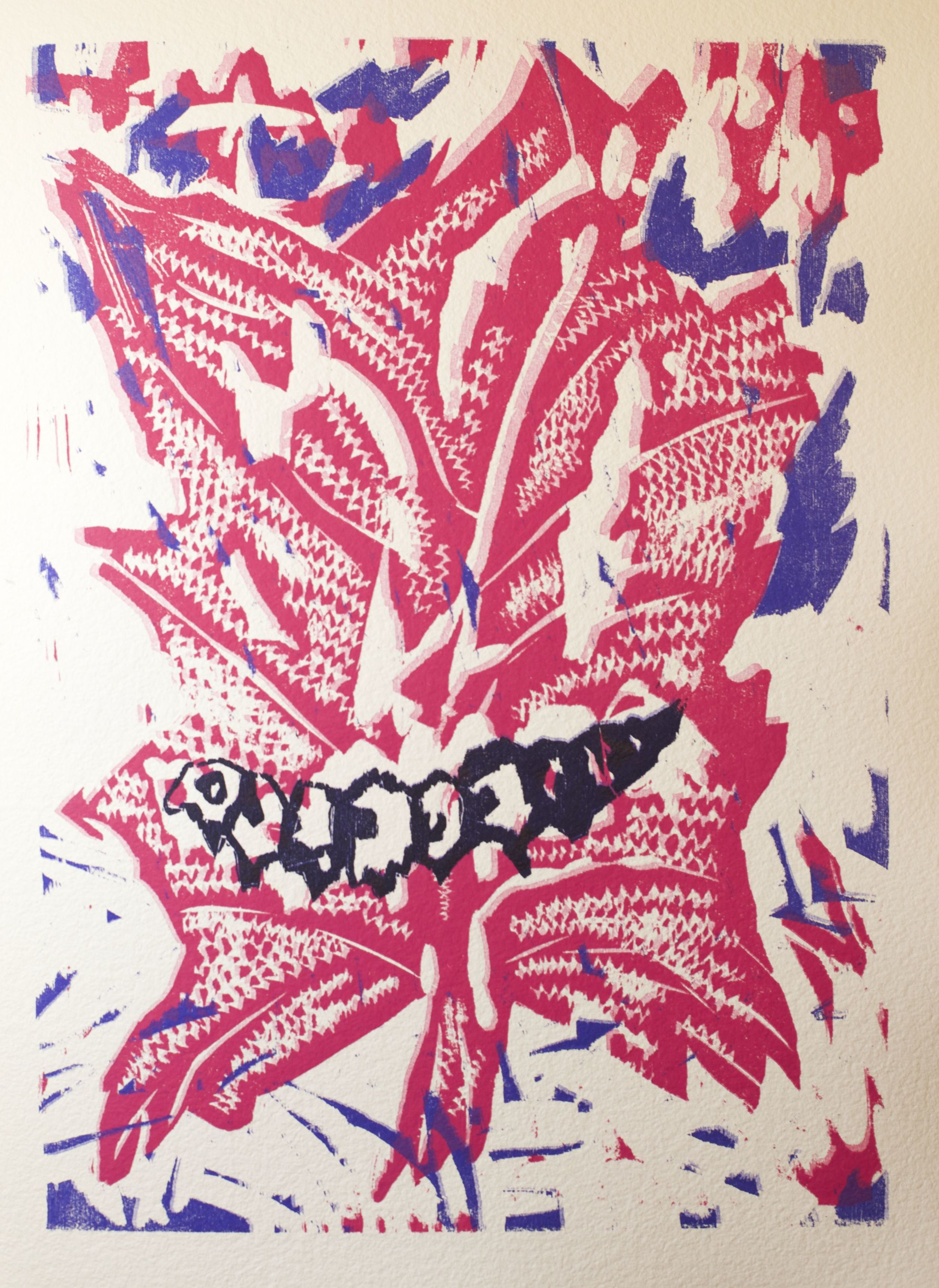 The Caterpillar (La Chenille)
