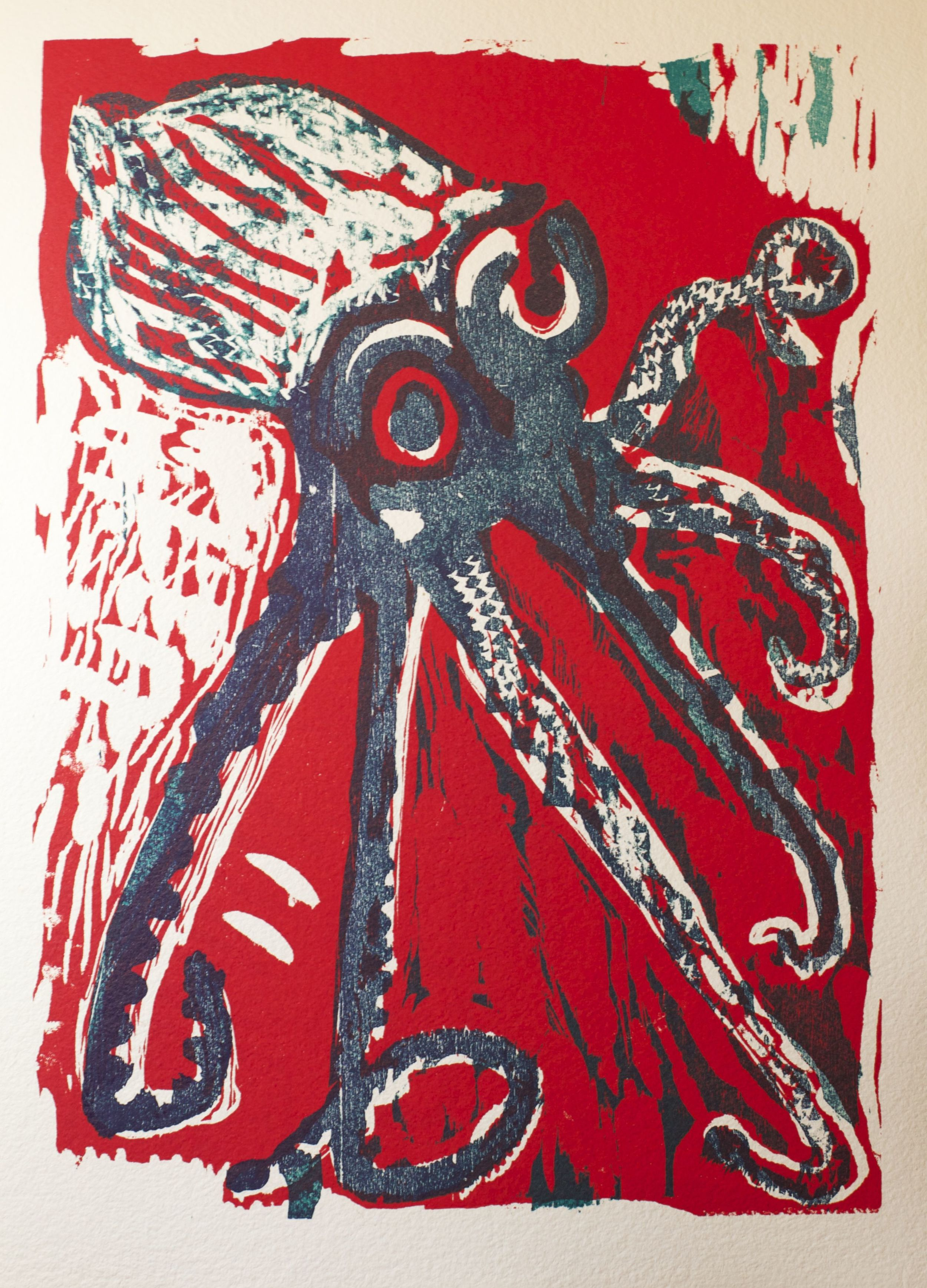 The Octopus (Le Poulpe)