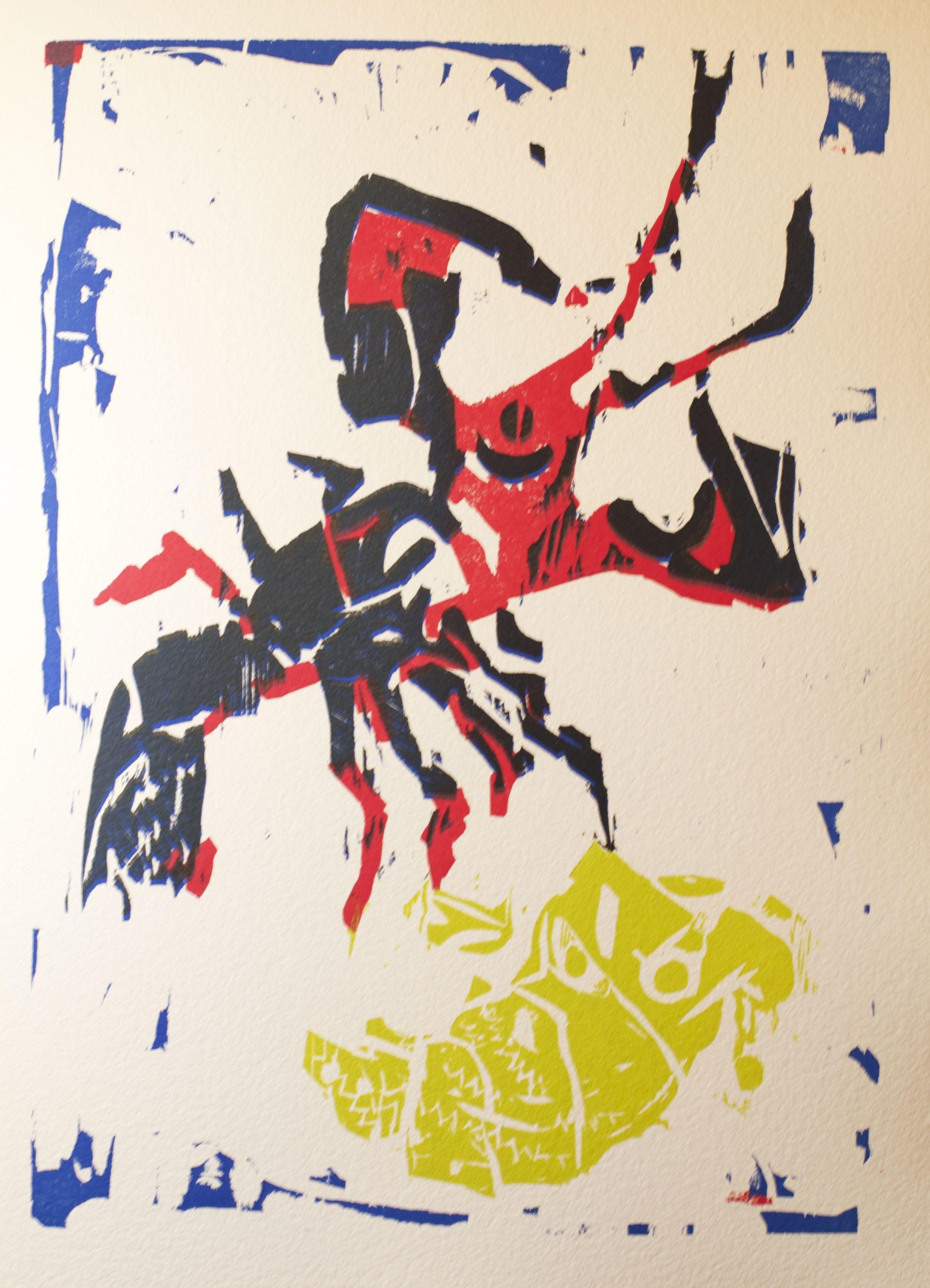 The Crayfish (L'Écrevisse)