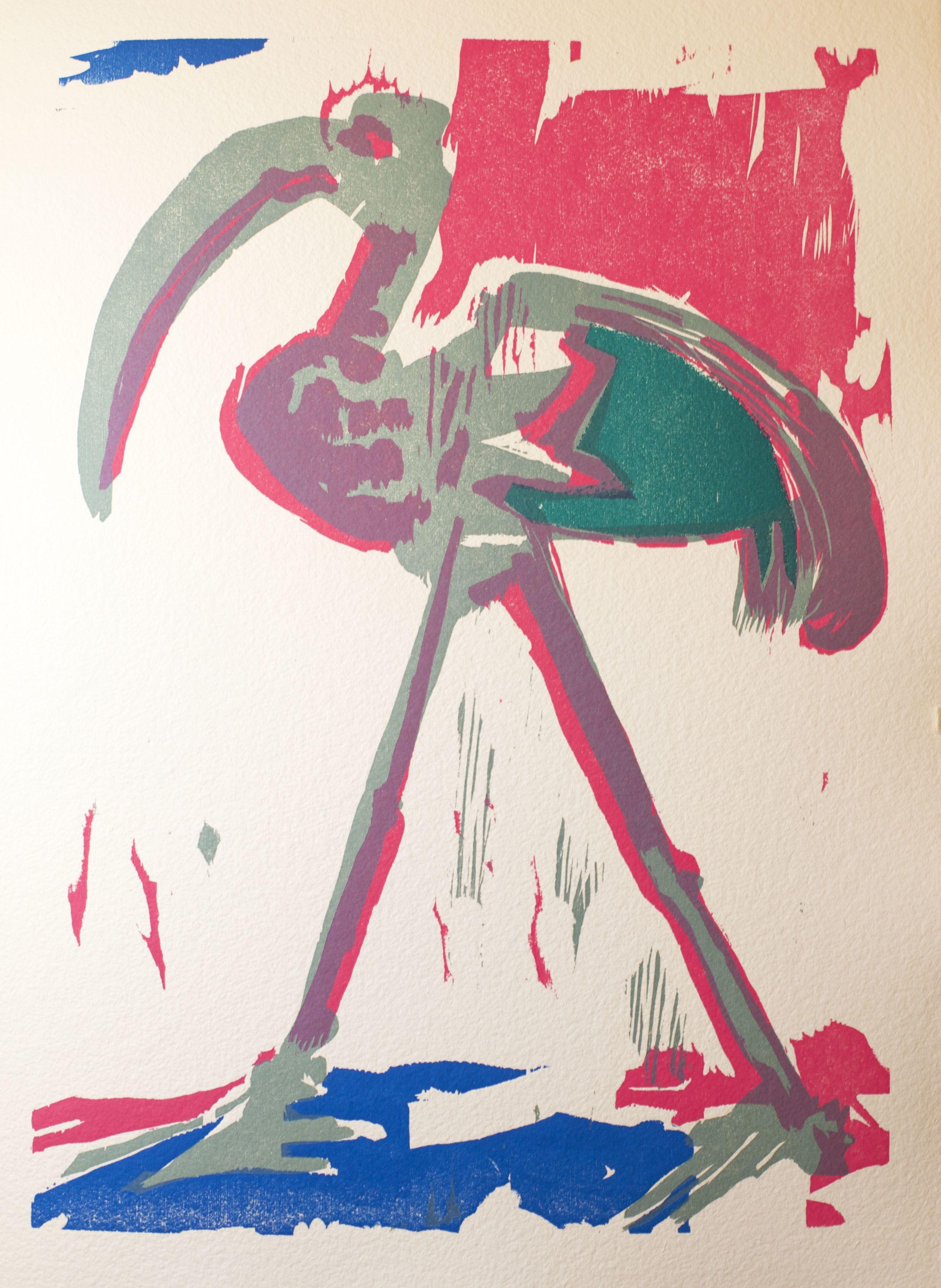 The Ibis (L'ibis)