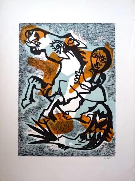 Sea Horseman (Cavalier de la Mer)