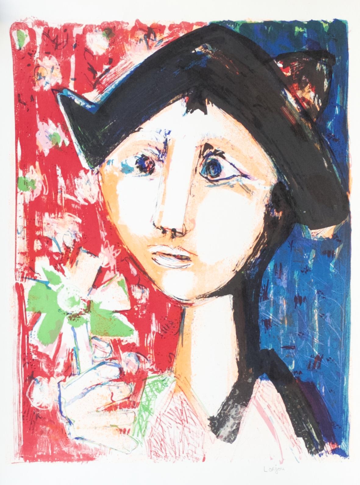 Harlequin and the Green Flower (Arlequin à la Fleur Verte) (1972)