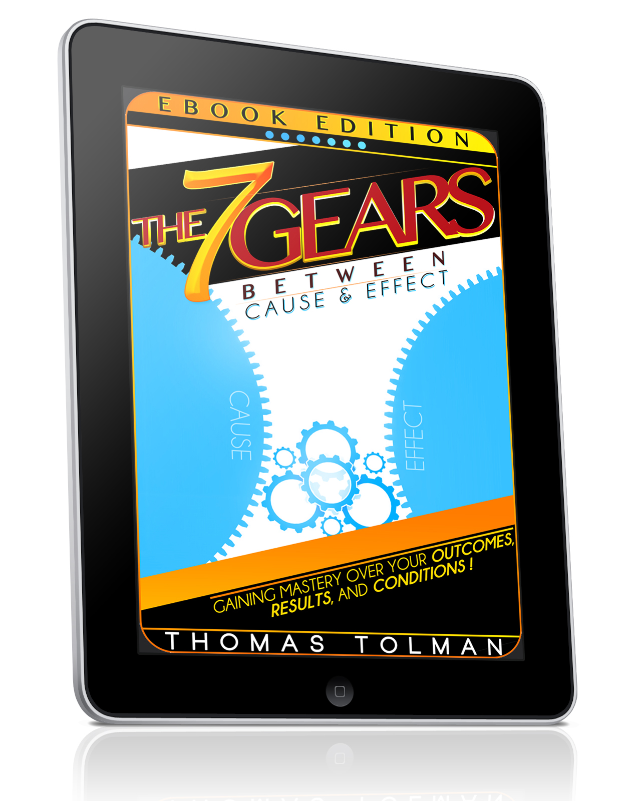 ebook iPad the 7 gears between cause and effect