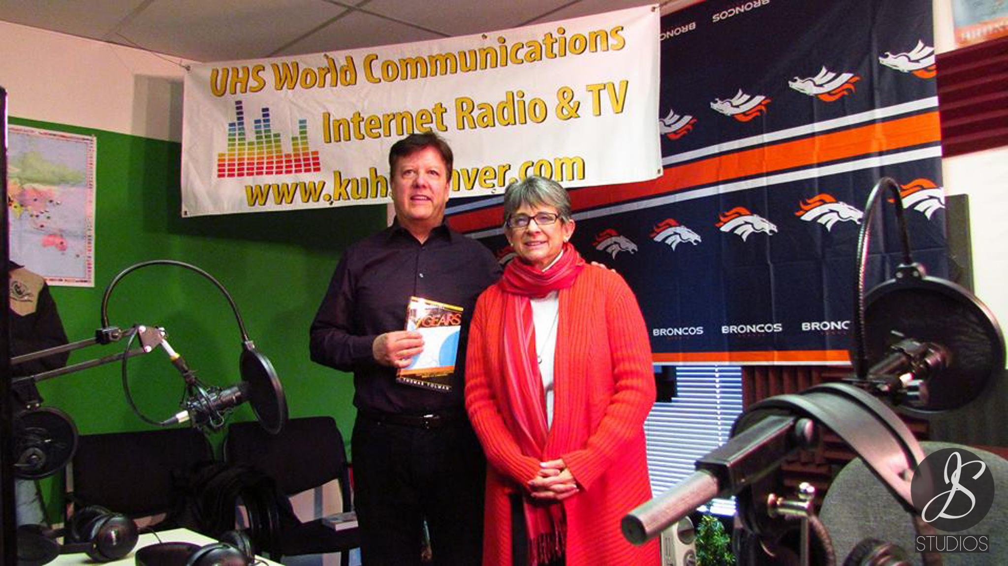 KUHS Denver The Author Show Tom Tolman-5.jpg