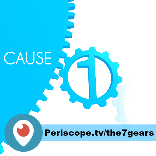 the 7 gears periscope