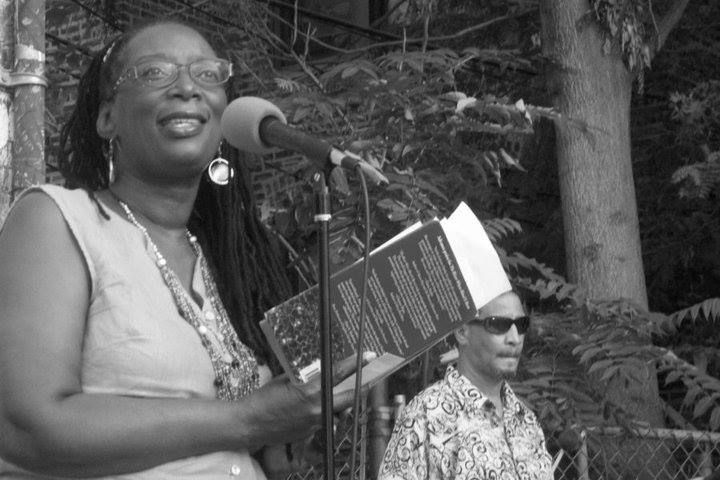 Sandra Jackson Opoku is available for to lead workshops and perform readings.